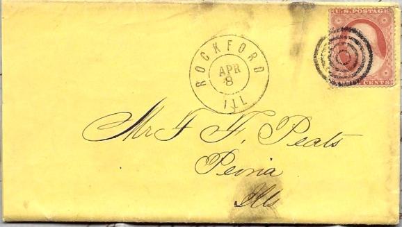 1861 Letter